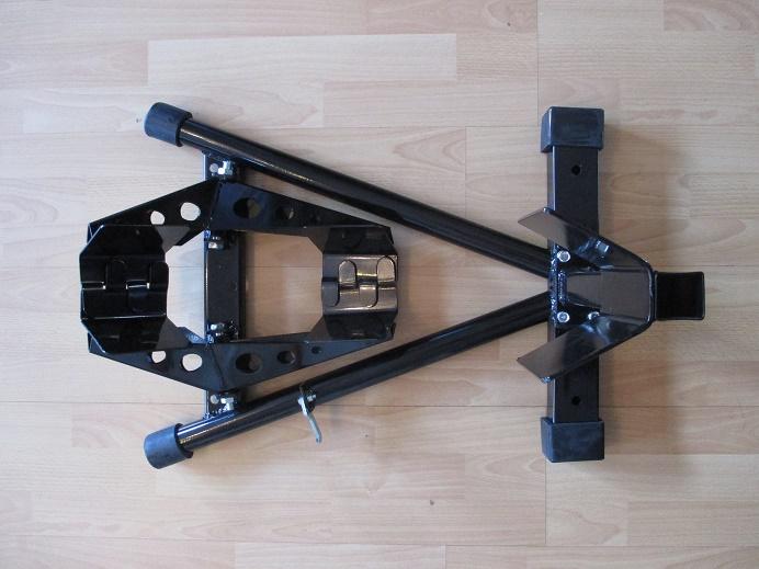 motorrad racing gr n motorrad transportsystem f r 17. Black Bedroom Furniture Sets. Home Design Ideas