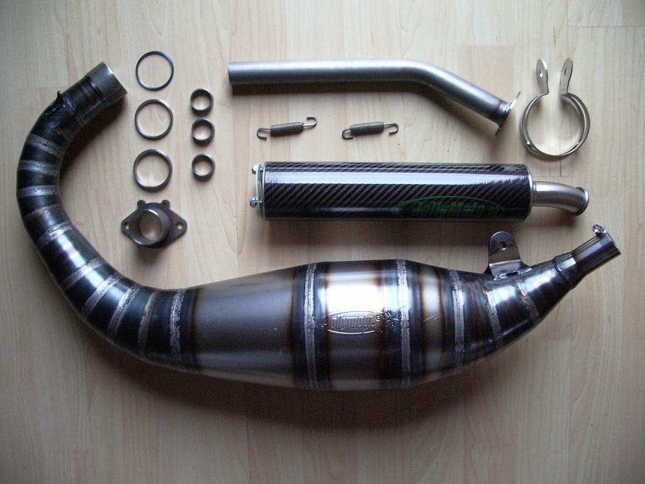 Yamaha R Exhaust For Sale