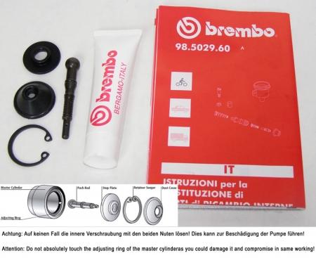 Brembo Hauptbremszylinder Vorne Ersatz Original Husqvarna TC 250 2005-2013